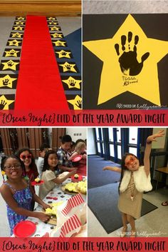 End of the Year Awards Night
