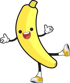banana png | Banana clipart #BananaClipart, Fruit clip art | DownloadClipart.org