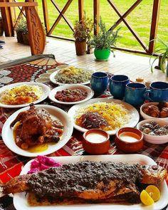 Persian Food ●