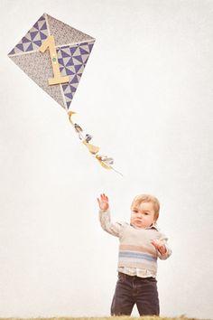 first birthday kite