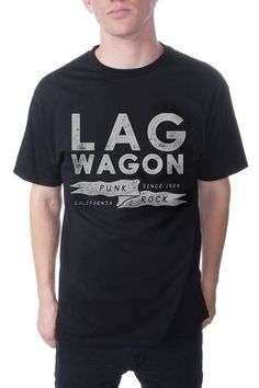"Lagwagon ""Flag"" Men's S/S T-Shirt"