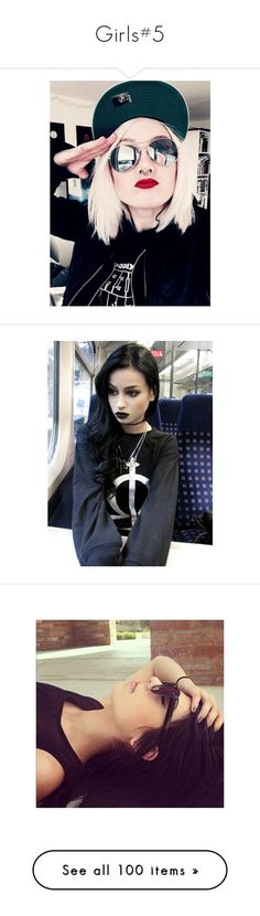 """""""Girls#5"""" by sophiastyle007 ❤ liked on Polyvore featuring accessories, hair accessories, girls, people, hair, felice fawn, site models, instagram, pictures and photos"""