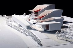Second Art Center Design entry...????