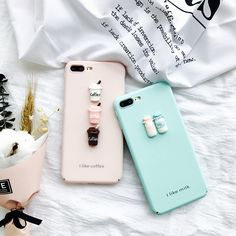 The product Cute Coffee & Milk Phone Case (iPhone7/7Plus/iPhone6/6s/Plus) is sold by the PNK official in our Tictail store. Tictail lets you create a beautiful online store for free - tictail.com