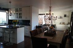 #mars #hus #hjem #levanger #interiør #kjøkken #stue #spisestue #kitchen #dekor #ikea
