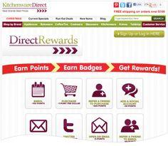 Kitchenware Direct - Direct Rewards Kitchenware Direct, Customer Lifetime Value, Best Brand, Blog, Blogging