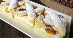 Veľmi jemný a krehučký koláč zo šťavnatou tvarohovou plnkou, vhodný na každú príležitosť, či už slávnostnejšiu alebo aj k posedeniu pri...