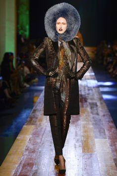 Défilé Jean Paul Gaultier Haute Couture automne-hiver 2016-2017 12