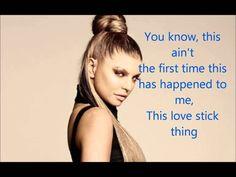 Fergie - Clumsy lyrics