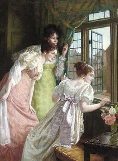 Mary E. Harding ~ The Squire's Arrival