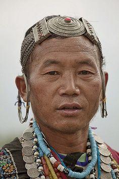 Arunachal Pradesh, Miji : portrait #6