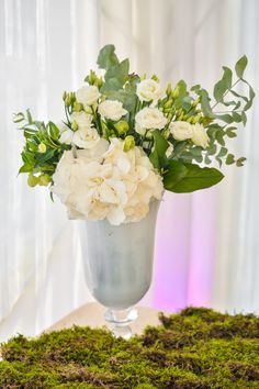 your perfect event! Floral Wedding, Wedding Flowers, Glass Vase, Home Decor, Decoration Home, Wedding Bouquets, Interior Design, Home Interior Design, Wedding Ceremony Flowers
