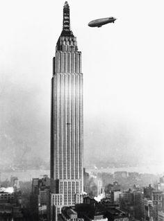 Empire State building. #Manhattan #NYC