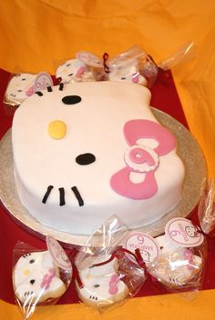 Hello Kitty Cake - Tap the link now to see all of our cool cat collections!