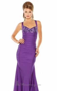 flare gown atria Atria AC2020 Dress