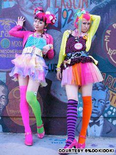 Harajuku fashions Tokyo, Dokidoki