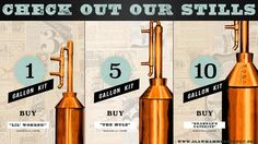 """How to Make Peach """"Moonshine"""": Part 2 – Copper Moonshine Still Kits - Clawhammer Supply Moonshine Still Plans, Copper Moonshine Still, How To Make Moonshine, Making Moonshine, Pumpkin Pie Moonshine Recipe, Homemade Moonshine, Peach Moonshine, Moonshine Whiskey, Whiskey Distillery"""
