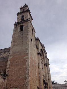 Tarde nublada en la Catedral.