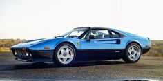 This Turbocharged Ferrari 308 Has a 570-HP Racing Engine Built for Bonneville