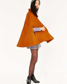 10 Reasons Why the Cape Is About to Become Your Go-To Layer via Brit + Co.