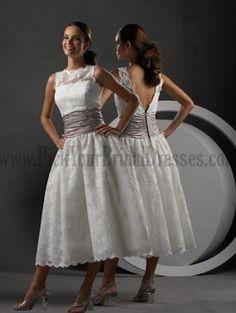 Casual Short Beach Wedding Dress High Neck Chic And Modern Beach Or Destination Garden Or Outdoor Online Wedding Dresses