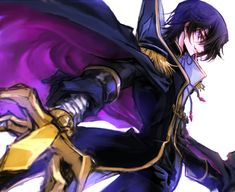 Lelouch Lamperouge by Rahit