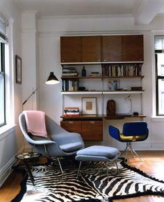 Mid century duplex by Michael Haverland