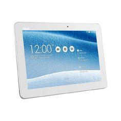 Tablette Auchan, achat ASUS ME blanche pas cher prix promo Auchan € TTC Tablet Computer, Computer Science