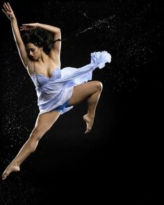 Jeanine Mason! so you think you can dance winner from a few seasons ago..amazing dancer!