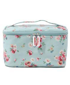 Mini Vanity Case of Cath Kidston ACCESSORY (Cath Kidston accessories) (pouch)   Blue