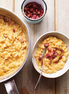 Macaroni au fromage, à la pancetta et à la vodka Recettes | Ricardo