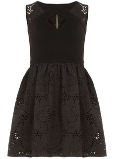 Dorothy Perkins DP Collection Laser cut prom dress