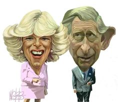 CAMILLA + PRINCE CHARLES _____________________________ Reposted by Dr. Veronica Lee, DNP (Depew/Buffalo, NY, US)