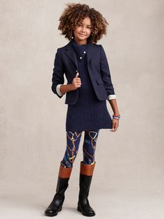 Little Fashionista | Ralph Lauren #kids #natural