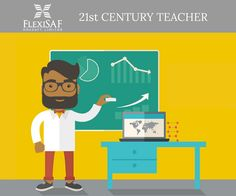 What does it mean to be a 21st century teacher? The term is frequently tossed around the media. So beyond being up-to-date with the latest classroom technology, what does a 21st century teacher actually look like?    The 21st century teacher looks forward to the future. They are