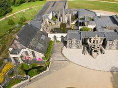 Musée Robert Tatin à Cossé-le-Vivien © Bruneau | Flickr - Photo ...