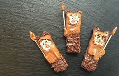 "Ewok Granola Bars | Community Post: 17 Foods Guaranteed To Excite Any ""Star Wars"" Fan"