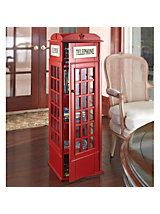 Phone Booth CD Cabinet | Solutions