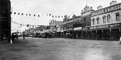 Molesworth Street, Lismore Local History, Historical Pictures, Live In The Now, Rivers, Past, Street View, Australia, Places, Past Tense