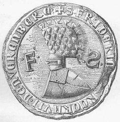 Fredrich IV Hohenzollern  1287–1332    BIRTH 1287 AUG 15 • Nürnberg, Nuremberg, Bayern, Germany  DEATH 1332 MAY 19 • Nürnberg, Nuremberg, Bayern, Germany  22nd great-grandfather. Burial: Unknown. Wife: Margaretha Carinthia Görz