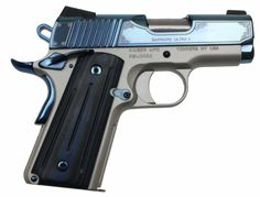 Kimber Sapphire Ultra II, Special Edition, Blue, 9mm - Impact Guns