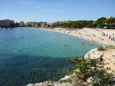 Playa de Palma en Mallorca