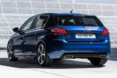 New Review Peugeot 308 Release Rear View Model