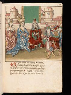 Bern, Burgerbibliothek / Mss.h.h.I.16 – Diebold Schilling, Spiezer Chronik / p. 67
