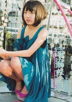 Miyawaki Sakura #HKT48 #AKB48