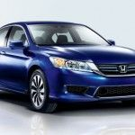 2015 Honda Accord Hybrid road test