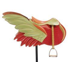Hermes Fantasy Saddle