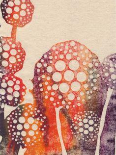 Floral Landscape :: Cheryl Yang | Textile x Print Designer