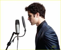 Darren Criss Covers 'Prestige' January 2011 - glee photo