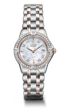 Citizen Lady's Watches from Don Basch Jewelers